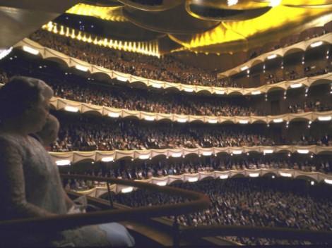 Met Opera Interior