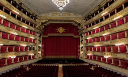 stage of la scala
