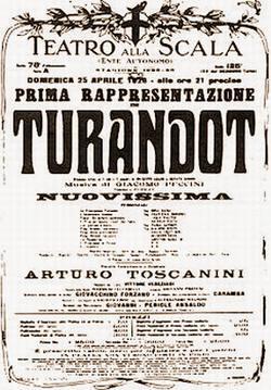 Turandot Prima