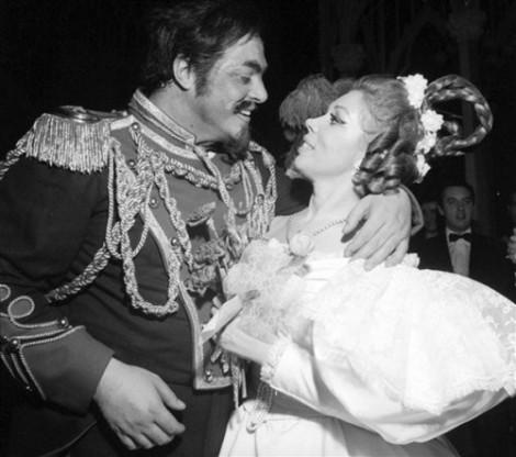 Mirella Freni, Luciano Pavarotti
