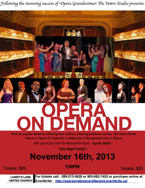Opera On Demand (Good)