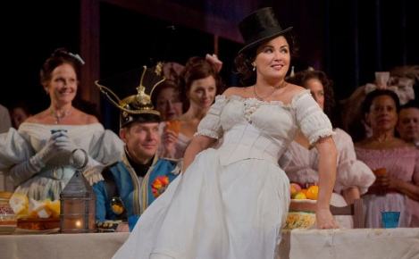 Netrebko as Amina