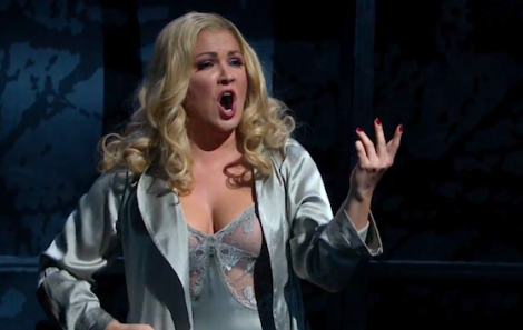 Anna Netrebko Macbeth Metropolitan Opera
