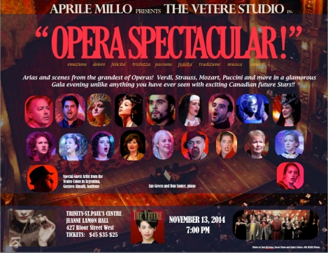 Opera Spectacular!  Final Draft